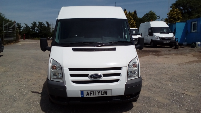 Ford Transit 2.2TDCi ( 115PS ) 260 SWB Trend 2011 Finance Available Subject to Status