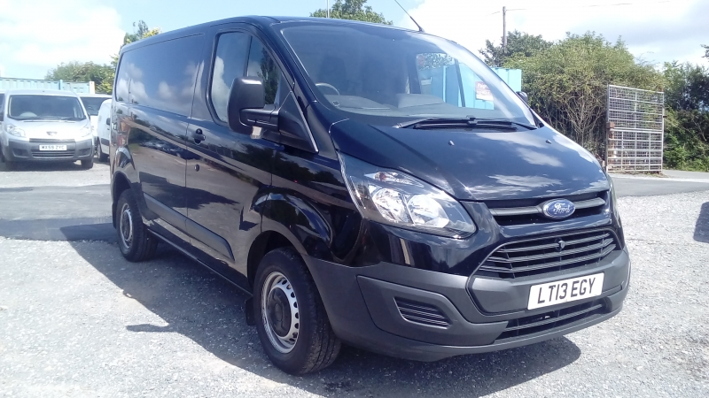 Ford Transit Custom 270 L1 2.2 FWD 100ps EC 2013 Finance available subject to Status