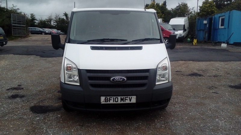 Ford Transit 2.2TDCi Duratorq 85PS Low Roof 280 SWB 2010 Finance available Subject to Status