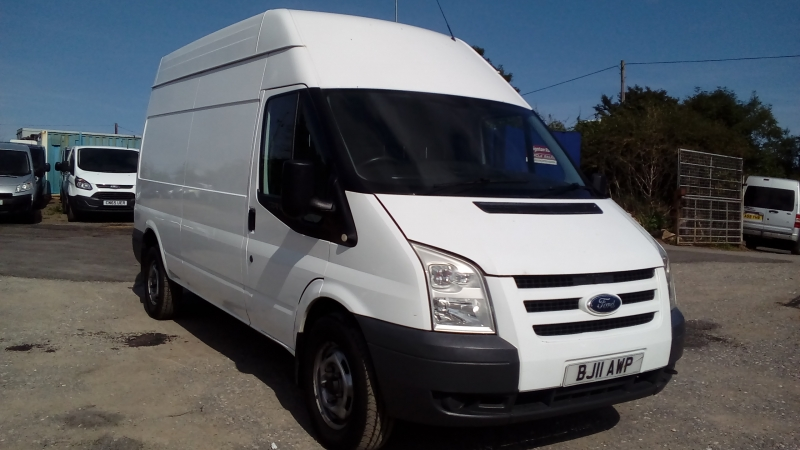 Ford Transit 2.2TDCi Duratorq ( 115PS ) High Roof Van 350 LWB 2011 Finance available Subject to Status