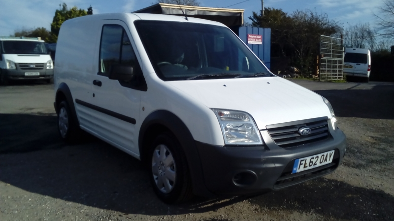 Ford Transit Connect 1.8TDCi 75PS T200 SWB 2012 Finance available subject to Status