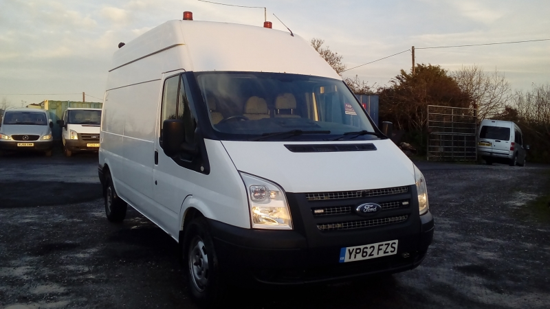 Ford Transit 2.2TDCi ( 125PS ) ( EU5 ) ( RWD ) 350 LWB 2012 Finance available Subject to Status