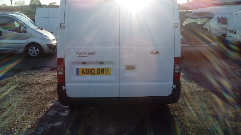 Ford Transit 2.2TDCi Duratorq 85PS Low Roof 260 SWB 2010 Finance available Subject to Status