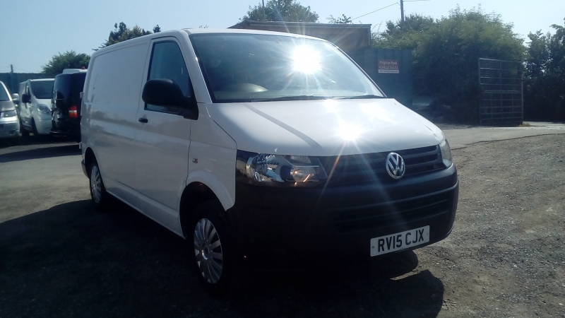 Volkswagen Transporter 2.0TDi ( 84PS ) SWB T5/T28 84k 2015 Finance available subject to Status