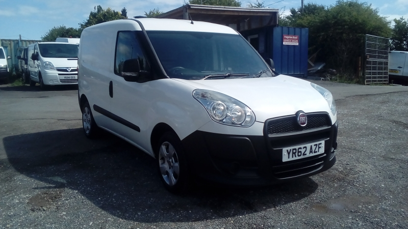 Fiat Doblo Cargo 1.3JTD 16v ( 90 ) Multijet FSH 2013 Finance available subject to Status