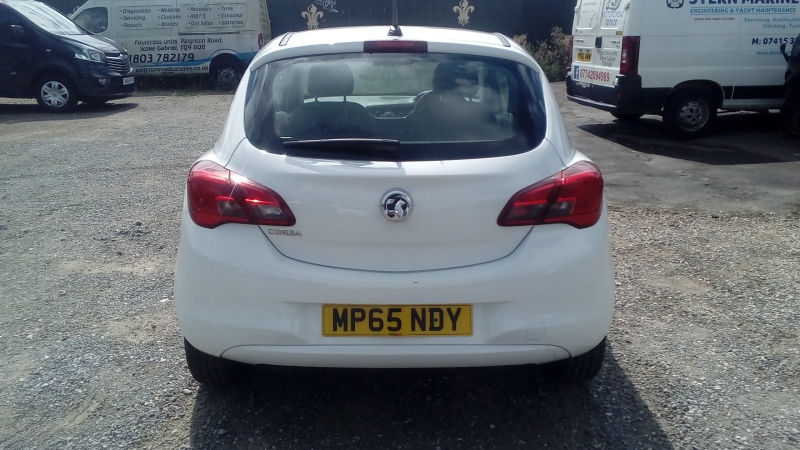 Vauxhall Corsavan 1.3CDTi 16v ( 75ps ) ( EU6 ) L1H1 2016 Finance available Subject to Status